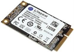 Жёсткий диск SSD mSATA, 32 Gb, Kingston SMSM151S3/32G