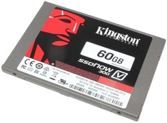 "Жёсткий диск SSD 2.5"" 60Gb Kingston SSDNow V300 (SATA-III) SV300S37A/60G"