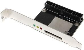 "Переходник (адаптер) SD / SDHC / MMC на IDE 3.5"" 40 Pin (для ПК)"