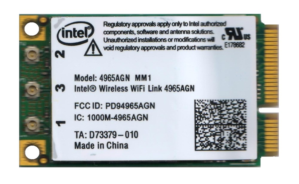 INTEL 4965AGN WIFI LINK ADAPTER WIRELESS WINDOWS 8.1 DRIVER DOWNLOAD