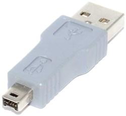 "Переходник USB A ""папа"" - IEEE 1394 (FireWire) 4P ""папа"""