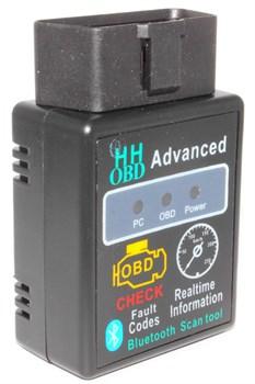 Диагностический автомобильный сканер кодов OBD 2 (CAN)