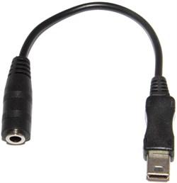 """Кабель - переходник Mini USB - Jack 3.5"""""""