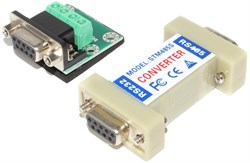 Преобразователь интерфейса (конвертер) RS232 - RS485 (STM485S), db9 + клеммная колодка