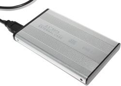 """Внешний корпус для жёсткого диска, алюминий, USB HDD 2.5"""" SATA External Case"""