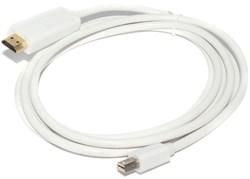 Кабель - переходник Mini DisplayPort (DP) - HDMI, 1.8 метра
