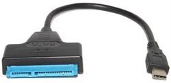 Переходник (кабель) USB Type C - SATA, для подключения HDD / SSD