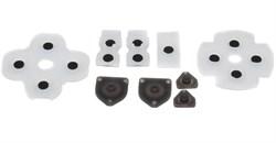 Контактные резинки (кнопки, мембраны) для джойстика Sony Dualshock 4 (PlayStation 4)