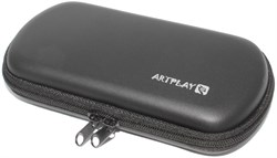 Чехол (сумка) для PSP (PlayStation Portable), жёсткий, чёрный