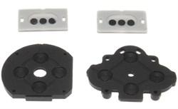 Контактные резинки (кнопки, мембраны) для PSP 1000, 1008, 1004 (PlayStation Portable)