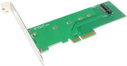 Переходник (адаптер) SSD M.2 (NGFF) Key M - PCI-E x4