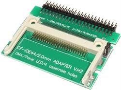 "Переходник (адаптер) CF Compact Flash - IDE 44 pin (IDE HDD 2.5"")"
