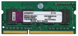 Оперативная память DDR3, 4GB, 1066MHZ, Kingston KVR1066D3S7/4G