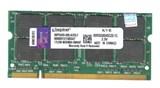 Оперативная память DDR1, 1GB, 333MHZ, KINGSTON KVR333X64SC25/1G