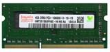 Оперативная память Hynix DDR3, PC3-10600, 1333MHz, SO-DIMM, 4GB