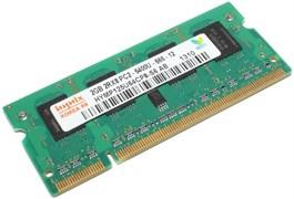 Оперативная память Hynix DDR2, PC2-6400, 800MHz, SO-DIMM, 2GB