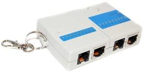 Тестер кабеля (LAN - тестер) RJ45, RJ11, RJ12, RJ14, RJ25