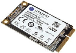 Жёсткий диск SSD mSATA, 32 Gb, Kingston SMSM151S3/32G