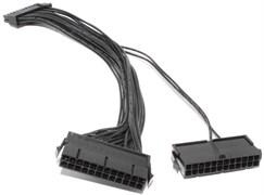 Синхронизатор запуска двух блоков питания ATX (кабель)