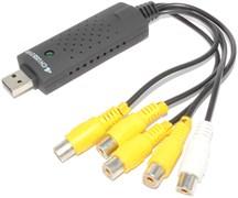 Устройство видеозахвата EasyCAP USB 2.0 (4 входа)