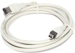 Кабель IEEE 1394 4p (FireWire 4 pin) - IEEE 1394 6p (FireWire 6 pin), 1.8 м