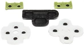 Контактные резинки (кнопки, мембраны) для джойстика PS3 DualShock 3 (PlayStation 3)