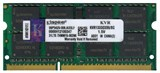 DDR3, 8Gb, 1333MHz, PC3-10600, Kingston, KVR1333D3S9/8G